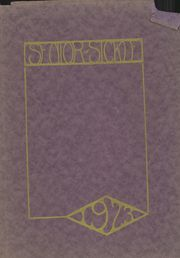Adrian High School - Sickle Yearbook (Adrian, MI) online yearbook collection, 1923 Edition, Page 1