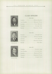 Page 12, 1927 Edition, Adrian High School - Sickle Yearbook (Adrian, MI) online yearbook collection