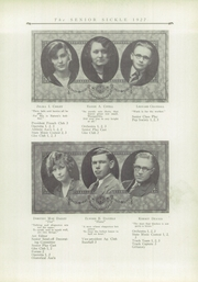 Page 17, 1927 Edition, Adrian High School - Sickle Yearbook (Adrian, MI) online yearbook collection