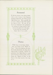 Page 10, 1932 Edition, Adrian High School - Sickle Yearbook (Adrian, MI) online yearbook collection