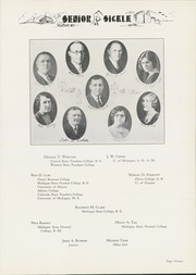 Page 17, 1932 Edition, Adrian High School - Sickle Yearbook (Adrian, MI) online yearbook collection