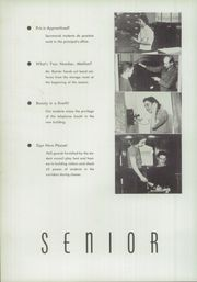 Page 14, 1940 Edition, Adrian High School - Sickle Yearbook (Adrian, MI) online yearbook collection