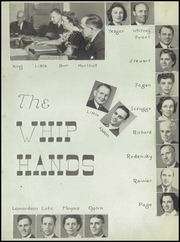 Page 13, 1944 Edition, Adrian High School - Sickle Yearbook (Adrian, MI) online yearbook collection
