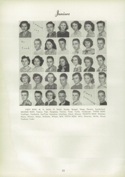 Page 36, 1950 Edition, Adrian High School - Sickle Yearbook (Adrian, MI) online yearbook collection
