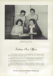 Page 37, 1950 Edition, Adrian High School - Sickle Yearbook (Adrian, MI) online yearbook collection