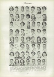 Page 38, 1950 Edition, Adrian High School - Sickle Yearbook (Adrian, MI) online yearbook collection
