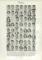 Page 39, 1950 Edition, Adrian High School - Sickle Yearbook (Adrian, MI) online yearbook collection