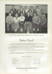 Page 43, 1950 Edition, Adrian High School - Sickle Yearbook (Adrian, MI) online yearbook collection