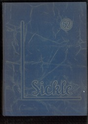 Adrian High School - Sickle Yearbook (Adrian, MI) online yearbook collection, 1952 Edition, Page 1