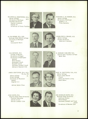 Page 11, 1959 Edition, Adrian High School - Sickle Yearbook (Adrian, MI) online yearbook collection