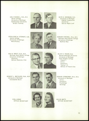 Page 15, 1959 Edition, Adrian High School - Sickle Yearbook (Adrian, MI) online yearbook collection