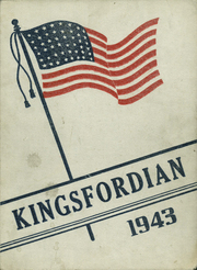 Page 1, 1943 Edition, Kingsford High School - Kingsfordian Yearbook (Kingsford, MI) online yearbook collection