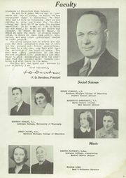 Page 11, 1943 Edition, Kingsford High School - Kingsfordian Yearbook (Kingsford, MI) online yearbook collection