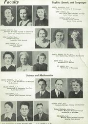 Page 12, 1943 Edition, Kingsford High School - Kingsfordian Yearbook (Kingsford, MI) online yearbook collection