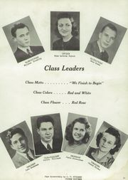 Page 15, 1943 Edition, Kingsford High School - Kingsfordian Yearbook (Kingsford, MI) online yearbook collection