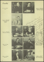 Page 10, 1947 Edition, Kingsford High School - Kingsfordian Yearbook (Kingsford, MI) online yearbook collection