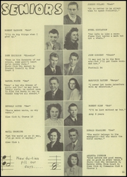 Page 15, 1947 Edition, Kingsford High School - Kingsfordian Yearbook (Kingsford, MI) online yearbook collection