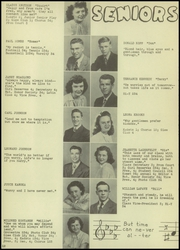 Page 16, 1947 Edition, Kingsford High School - Kingsfordian Yearbook (Kingsford, MI) online yearbook collection