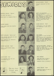 Page 17, 1947 Edition, Kingsford High School - Kingsfordian Yearbook (Kingsford, MI) online yearbook collection