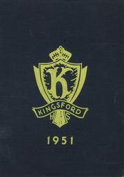 Page 1, 1951 Edition, Kingsford High School - Kingsfordian Yearbook (Kingsford, MI) online yearbook collection