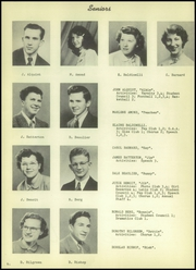 Page 10, 1951 Edition, Kingsford High School - Kingsfordian Yearbook (Kingsford, MI) online yearbook collection
