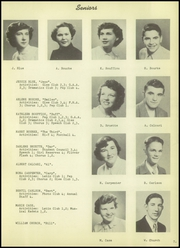 Page 11, 1951 Edition, Kingsford High School - Kingsfordian Yearbook (Kingsford, MI) online yearbook collection