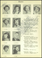 Page 12, 1951 Edition, Kingsford High School - Kingsfordian Yearbook (Kingsford, MI) online yearbook collection