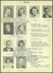 Page 14, 1951 Edition, Kingsford High School - Kingsfordian Yearbook (Kingsford, MI) online yearbook collection