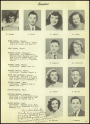 Page 15, 1951 Edition, Kingsford High School - Kingsfordian Yearbook (Kingsford, MI) online yearbook collection