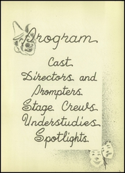 Page 7, 1951 Edition, Kingsford High School - Kingsfordian Yearbook (Kingsford, MI) online yearbook collection