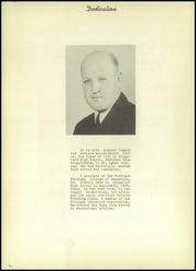 Page 8, 1951 Edition, Kingsford High School - Kingsfordian Yearbook (Kingsford, MI) online yearbook collection