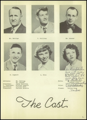 Page 9, 1951 Edition, Kingsford High School - Kingsfordian Yearbook (Kingsford, MI) online yearbook collection