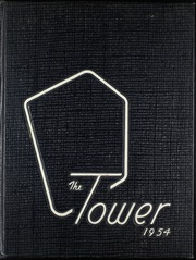 1954 Edition, Roseville High School - Tower Yearbook (Roseville, MI)