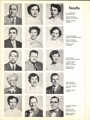 Page 10, 1954 Edition, Roseville High School - Tower Yearbook (Roseville, MI) online yearbook collection