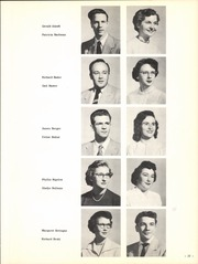 Page 15, 1954 Edition, Roseville High School - Tower Yearbook (Roseville, MI) online yearbook collection
