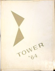 1964 Edition, Roseville High School - Tower Yearbook (Roseville, MI)
