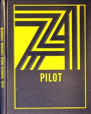 1974 Edition, Murray Wright High School - Pilot Yearbook (Detroit, MI)