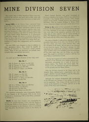 Page 13, 1946 Edition, Shannon (DM 25) - Naval Cruise Book online yearbook collection