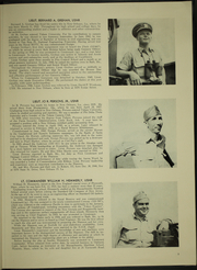 Page 15, 1946 Edition, Shannon (DM 25) - Naval Cruise Book online yearbook collection