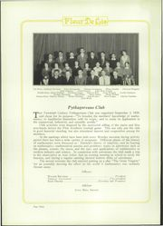 Page 64, 1930 Edition, Fordson High School - Fleur de Lis Yearbook (Dearborn, MI) online yearbook collection