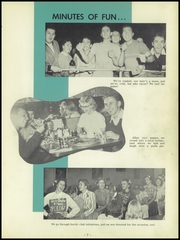 Page 11, 1955 Edition, Fordson High School - Fleur de Lis Yearbook (Dearborn, MI) online yearbook collection