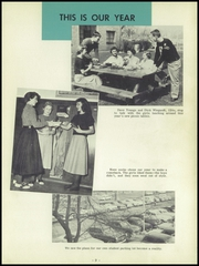 Page 13, 1955 Edition, Fordson High School - Fleur de Lis Yearbook (Dearborn, MI) online yearbook collection