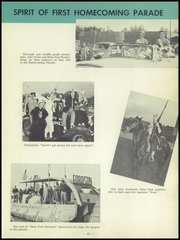 Page 15, 1955 Edition, Fordson High School - Fleur de Lis Yearbook (Dearborn, MI) online yearbook collection