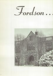 Page 10, 1959 Edition, Fordson High School - Fleur de Lis Yearbook (Dearborn, MI) online yearbook collection
