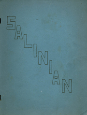 1940 Edition, Saline High School - Salinian Yearbook (Saline, MI)