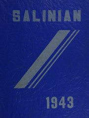 1943 Edition, Saline High School - Salinian Yearbook (Saline, MI)