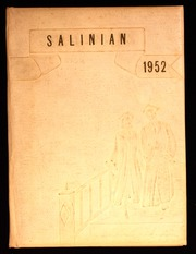 1952 Edition, Saline High School - Salinian Yearbook (Saline, MI)