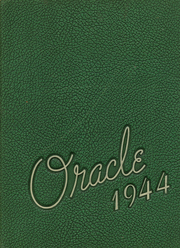 Page 1, 1944 Edition, Sexton High School - Oracle Yearbook (Lansing, MI) online yearbook collection