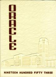 1953 Edition, Sexton High School - Oracle Yearbook (Lansing, MI)
