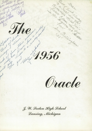 Page 7, 1956 Edition, Sexton High School - Oracle Yearbook (Lansing, MI) online yearbook collection